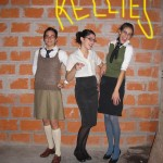 THE US REVIEW Kellies - Las Kellies (Fire)