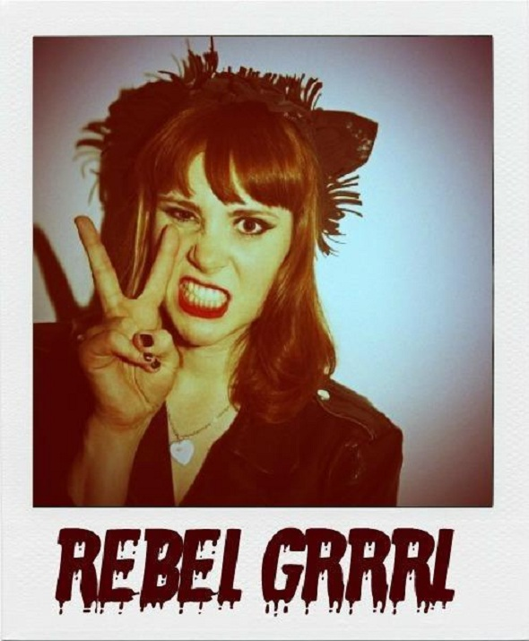 Kate Nash Rebel Grrrl