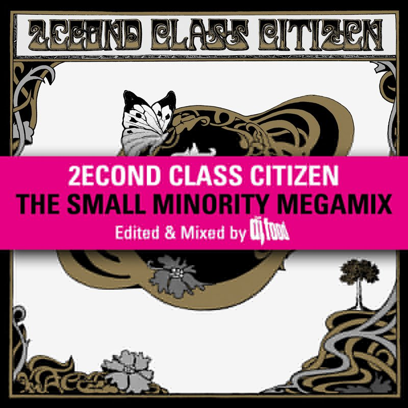 2econd Class Citizen - The Small Minority (Equinox/Fake Four)