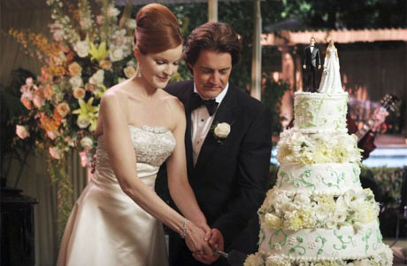 Desperate Housewives Bree and Orson wedding