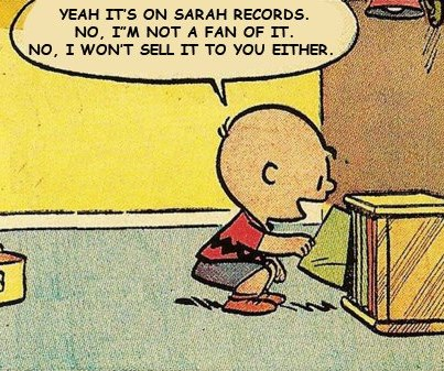 Charlie Brown sarah records