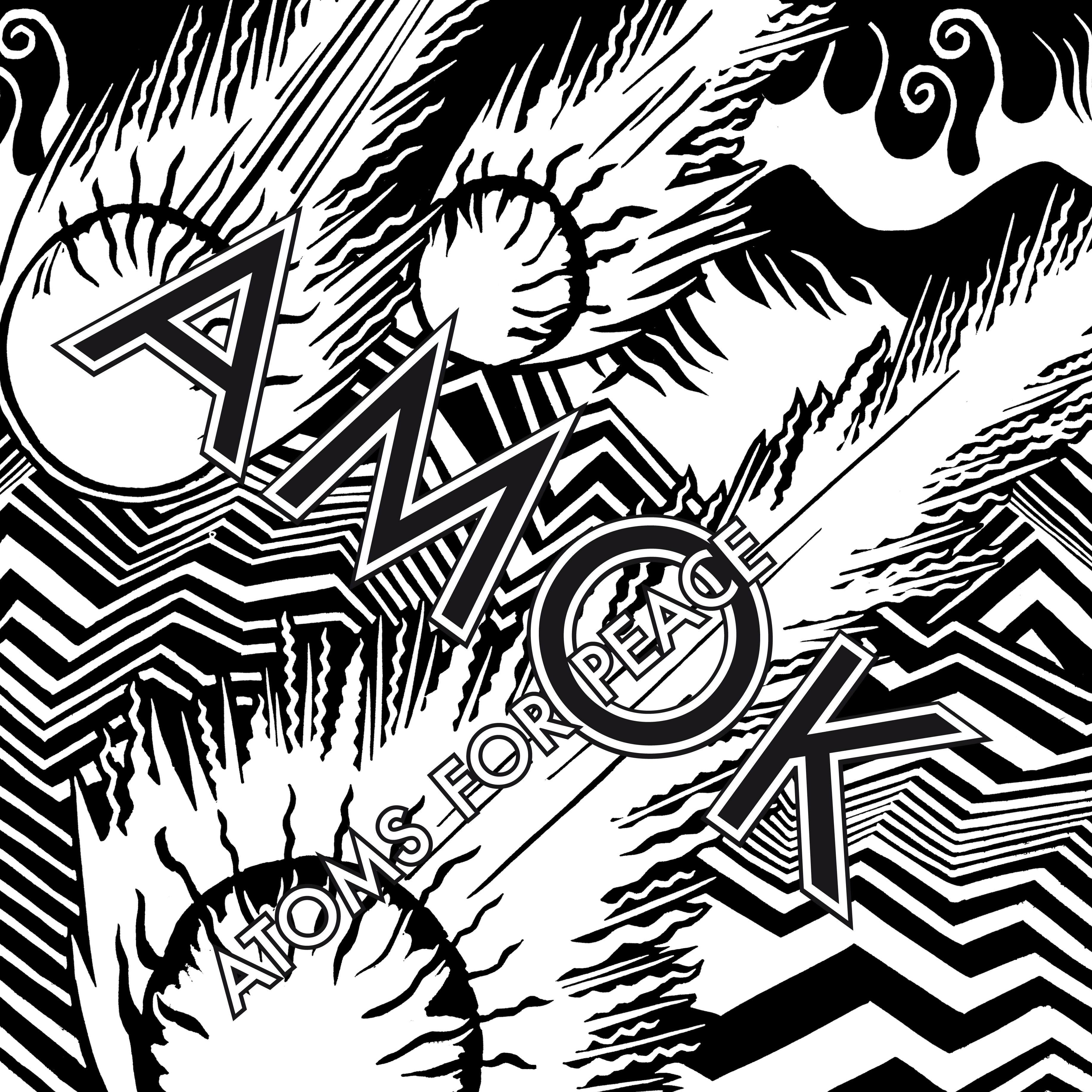 Atoms For Peace - AMOK (XL Recordings)