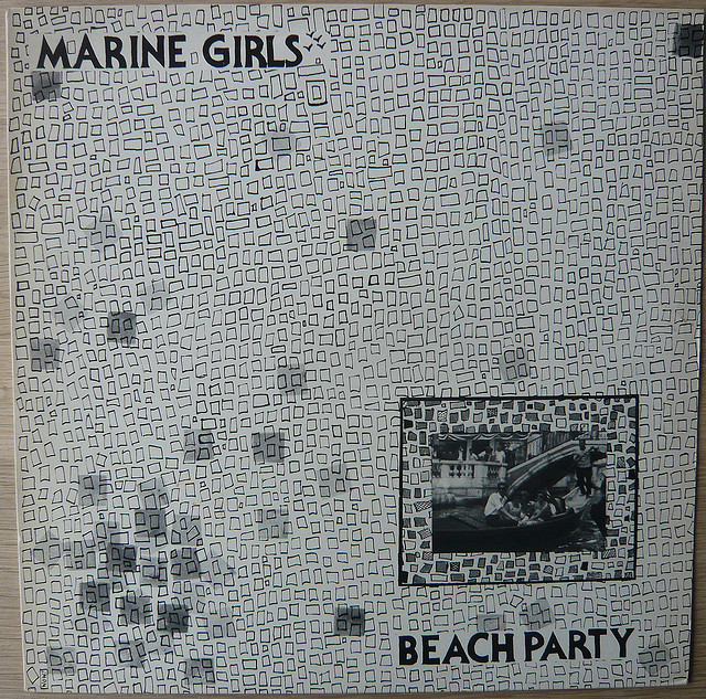 MARINE GIRLS - BEACH PARTY