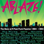 Book Review - The City is Ablaze! The Story of A Post Punk Popzine 1984 - 1994