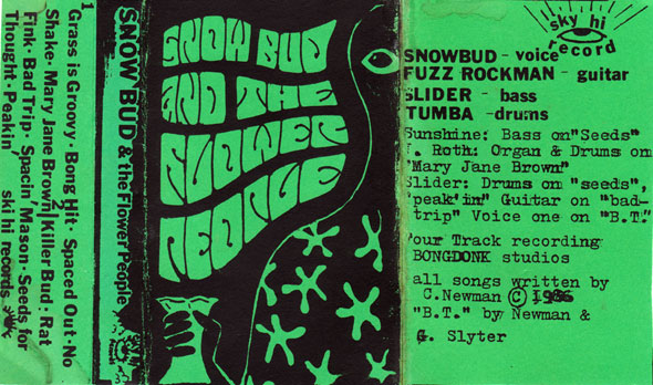 Snow Bud cassette