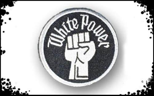white_power_fist_patch