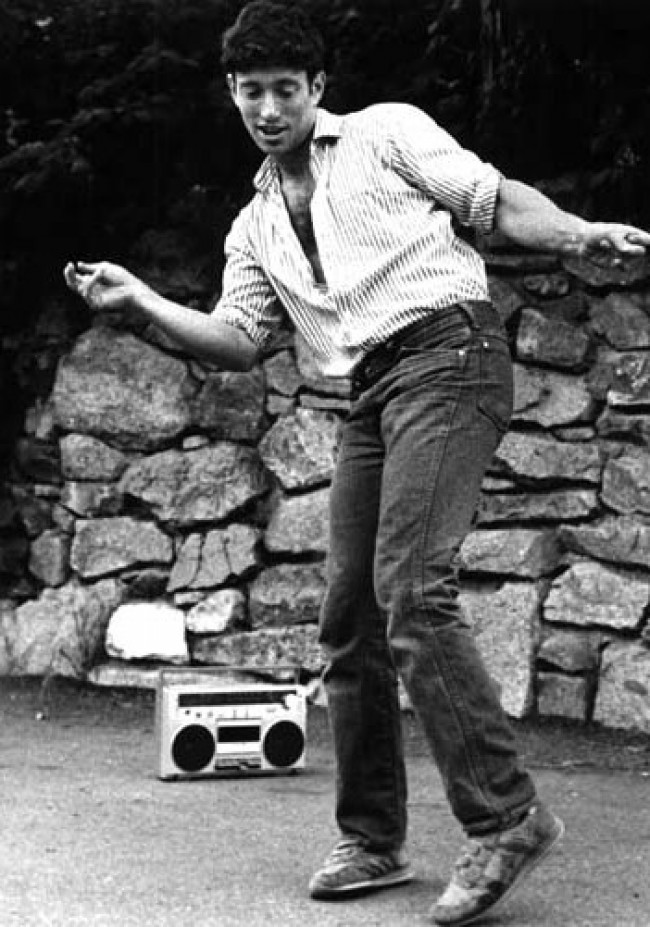 I want to dance like Jonathan Richman
