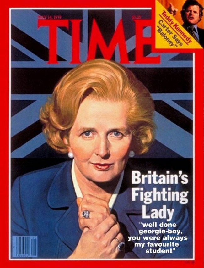 A fitting playlist for her funeral   30 Songs about Margaret Thatcher