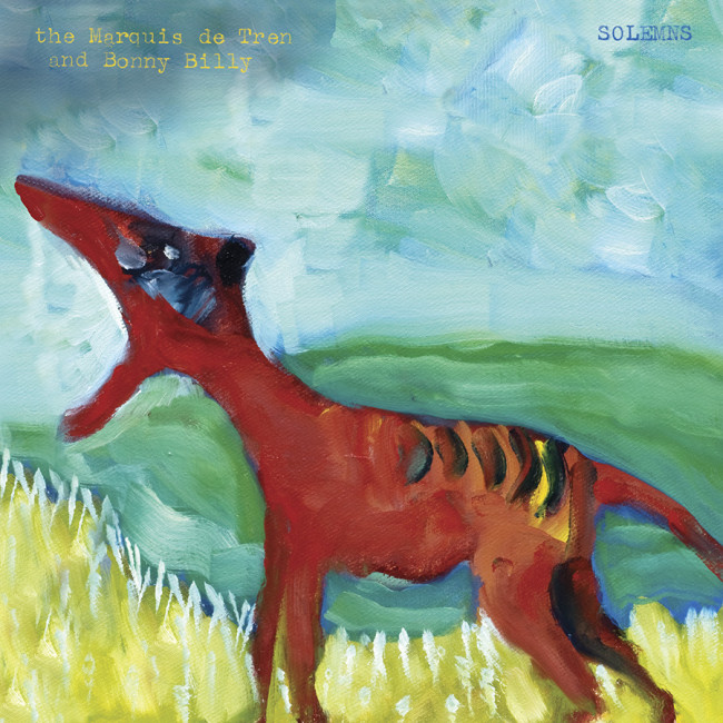 "Bonnie ""Prince"" Billy & Marquis de Tren – Solemns 12″ (Domino)"
