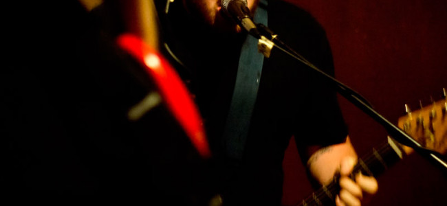 In Photos: God Bows To Math + Tiny Spiders + Undead Apes + Roku Music @ The Waiting Room, 27.04.13