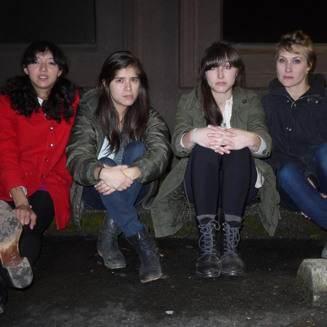"""Single of the week: La Luz – Damp Face EP (Burger) & Call Me In The Day 7"""" (Water Wing)"""