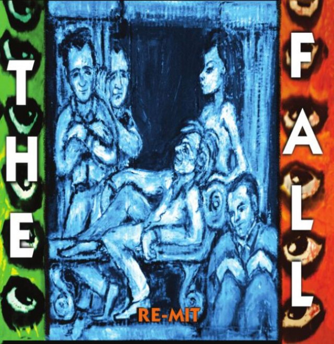 The Fall – Re-Mit (Cherry Red)