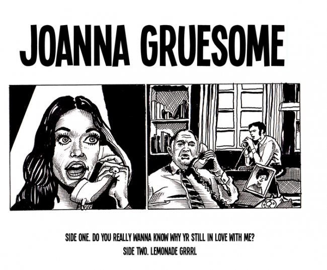 Song of the day – 586: Joanna Gruesome