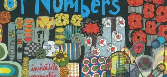 The New Sound of Numbers – Invisible Magnetic (Cloud)