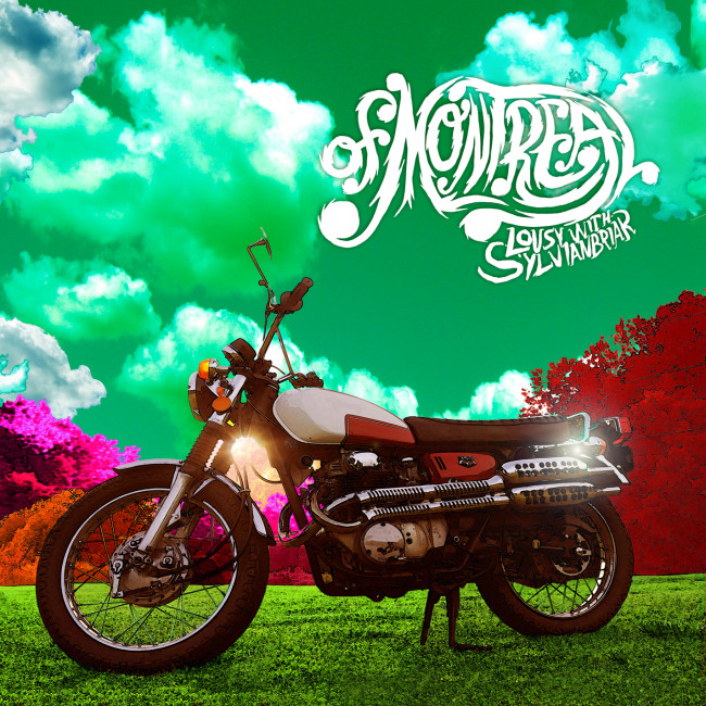 of Montreal – lousy with sylvanbriar (Polyvinyl)