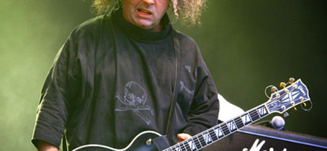 Melvins + Helmet + Six Ft Hick @ The Hi-Fi, Brisbane, 08.12.13