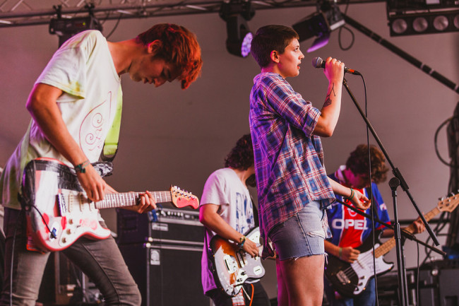 SOLIDARITY TIME – Word Up for Joanna Gruesome