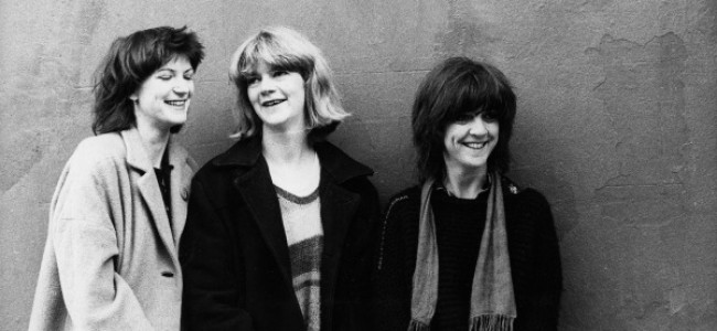 Your favourite three Raincoats songs | a thoroughly scientific survey