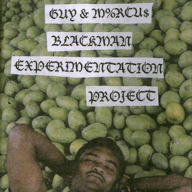 Guy and Marcus Blackman Experimentation Project – Country Pantry (Distort)