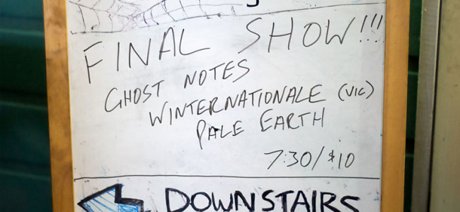 In Photos: Ghost Notes + Winternationale + Pale Earth @ The Waiting Room, 03.10.2014