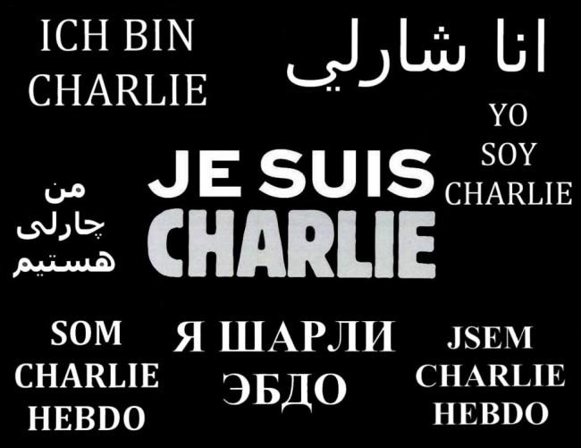 A playlist for Charlie Hebdo