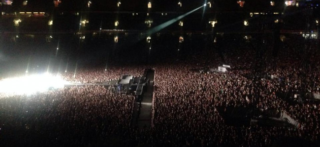 Sometimes forgettable, always horrible… Foo Fighters live in Brisbane