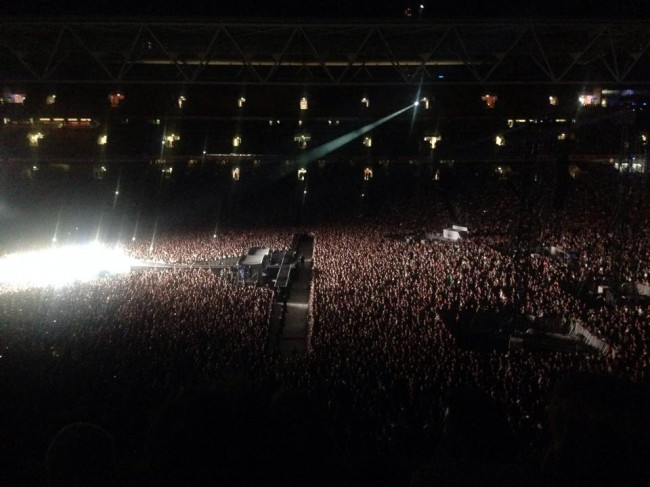 Sometimes forgettable, always horrible… Foo Fighters live in Brisbane