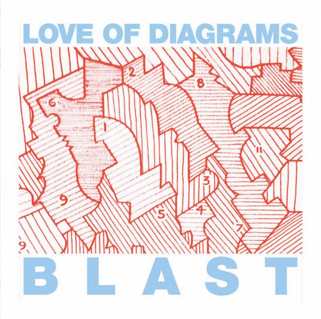 Love Of Diagrams – Blast (Bedroom Suck Records)