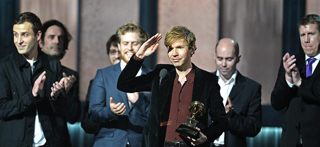 The campaign for real rock 2015 | Beck at the Grammys