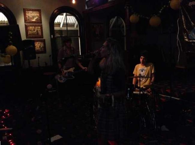 Bent + Raus + California Girls @ The Haunt, Brisbane, 27.03.15