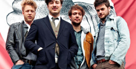 My buddies call me Ben. We all can't WAIT for the new Mumford And Sons album