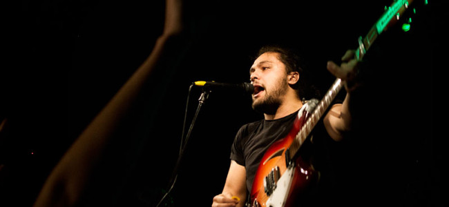 In Photos: Gang Of Youths + Ecca Vandal + The Furrs @ Woolly Mammoth, 16.05.2015