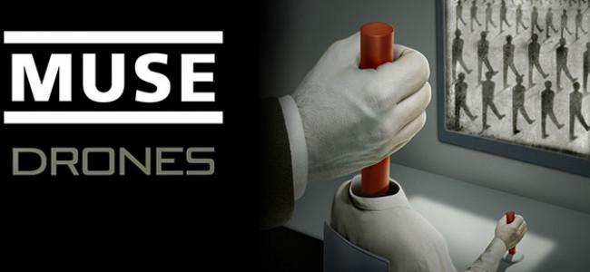 Muse – Drones (Warner Bros)