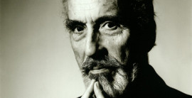 A playlist for Sir Christopher Lee, R.I.P.