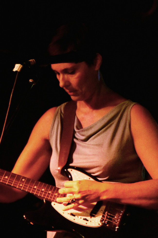 Laetitia Sadier at The Drunken Unicorn (9/14/2015)