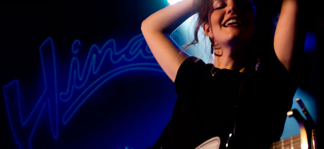 In Photos: Hinds + The Creases + Tempura Nights @ The Foundry, 07.05.2016