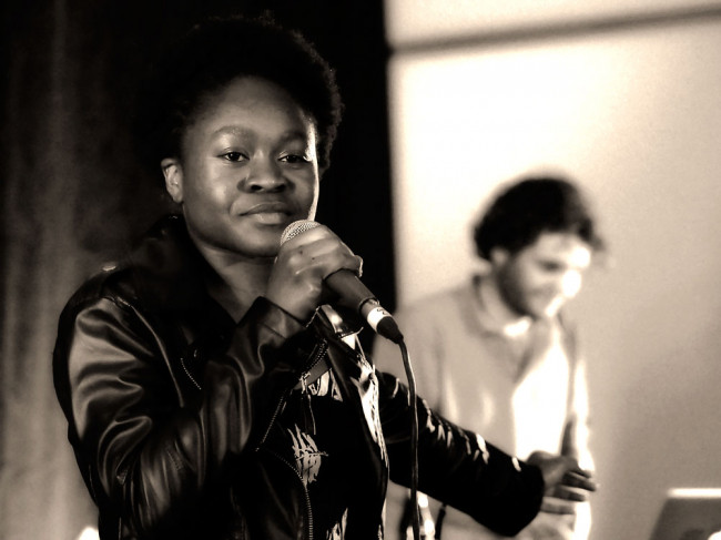 In Photos: Sampa The Great @ GoMA, 16.09.2016