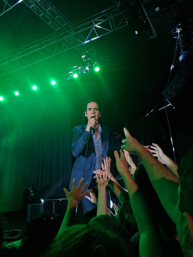 The Year I Officially Became The Bride of Jesus: How and Why I Cried My Eyes Out Watching Nick Cave and the Bad Seeds
