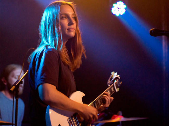 In Photos: Ali Barter + IV League + Eliza & The Delusionals @ The Foundry, 18.05.2017
