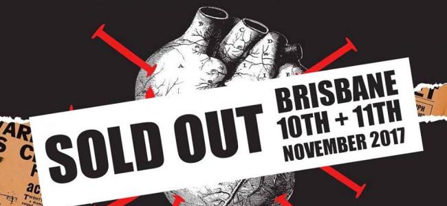 The Melvins + Red Kross @ Crowbar, Brisbane, 10.11.2017