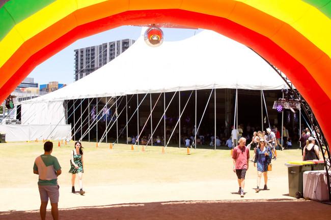 In Words: Laneway Festival @ Brisbane Showgrounds, 10.02.2018