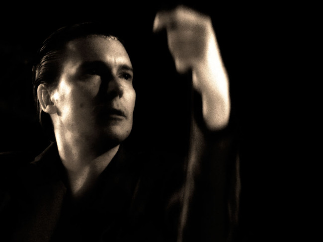 Alex Cameron + Body Type + Laurence Pike @ The Croxton Bandroom, Melbourne, 03.05.2018
