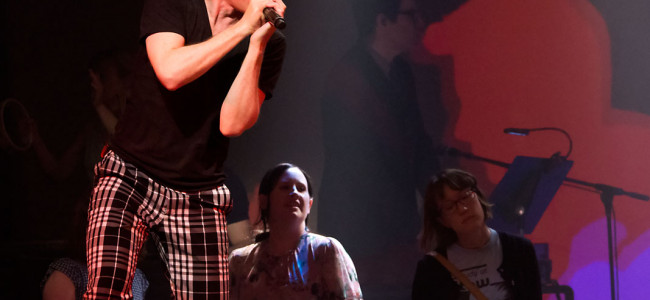 In Photos: Belle & Sebastian + Totally Mild @ The Tivoli, 07.05.2018