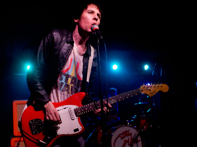 In Photos: The Cribs + Concrete Surfers @ The Back Room, 26.04.2018
