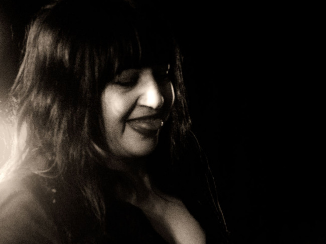 In Photos: Lydia Lunch @ QAGOMA, 15.06.2018