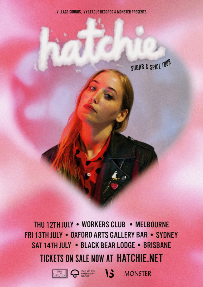 Hatchie @ Black Bear Lodge, 14.07.2018