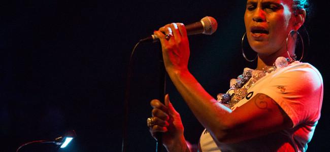 In Photos: Neneh Cherry + WWWater @ The Tivoli, 23.01.2019