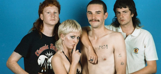 The Collapse Board Interview – Amyl and the Sniffers