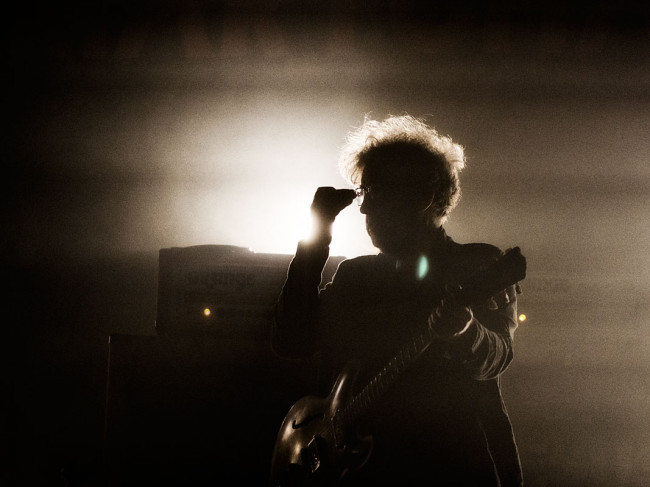 In Photos: Jesus and Mary Chain + Flyying Colours @ The Tivoli, 08.03.2019