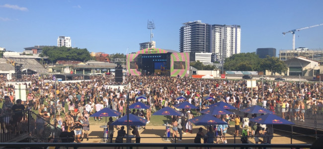 Laneway @ RNA Showgrounds, Brisbane, 01.02.2020